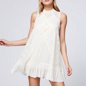 Free People One Angel Lace Dress